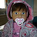 W -19-bébé 2013-bébé Berenguer - - - Adopté