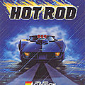 Hot Rod sur <b>Commodore</b> 64