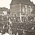 EPPE-SAUVAGE-Inauguration du Monument aux morts