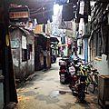 Balade dans la vieille ville, le vieux shanghai qui a tant de charme.