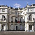 Palais de charles de lorraine - bruxelles - belgique