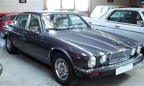 JAGUAR - XJ6 Série 3 - 4,2 L - 1985
