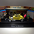 Ford <b>1932</b> Rod Moments in time (Mel's Diner)