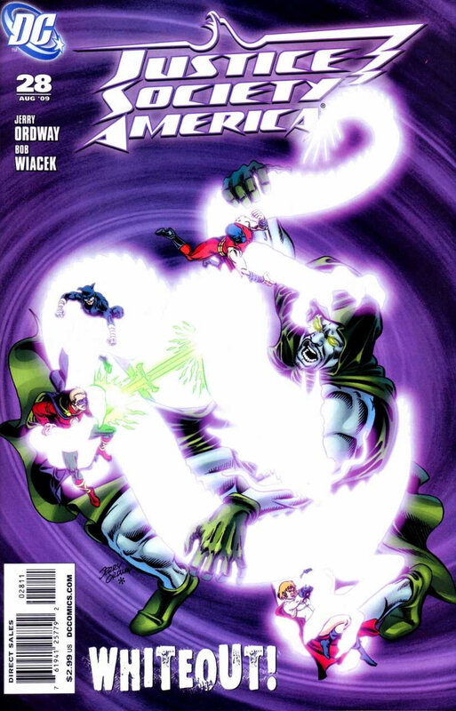 justice society of america 28