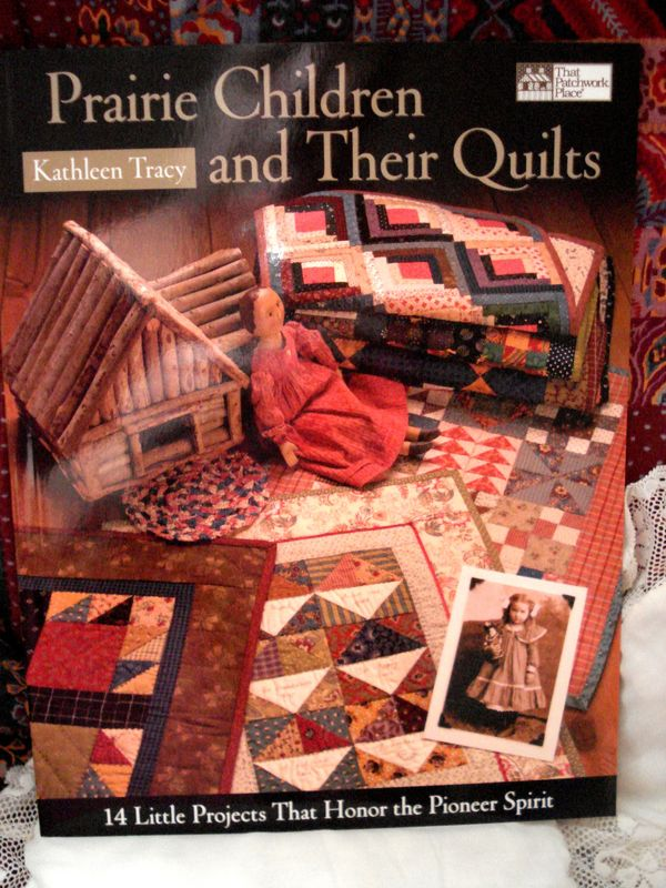 enfants pionniers quilts