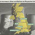 <b>Nucléaire</b>: Ca bouge en Grande Bretagne...