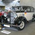 Rolls Royce wraith 1939 (491 exemplaires) 01