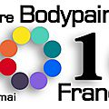 Rencontre <b>Bodypainting</b> France 2016