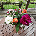 Bouquet du jour 🌹