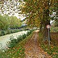 Le canal d'orléans.
