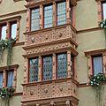 La Maison des Têtes à Colmar (rénovée)