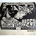 MAGGI BOUILLON <b>CIRCA</b> <b>1900</b> PUBLICITE ANCIENNE AL 38