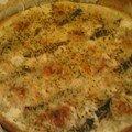 tarte p.de terre/anchois