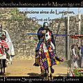 Recherches Historiques sur le moyen âge en Poitou; Les anciens sires de Lusignan, Les premiers Seigneurs des Marais Poitevin