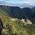 ¡¡<b>Machu</b> <b>Picchu</b>!! De la merveille des ruines incas. Et des lamas