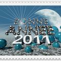Bonne année 2011... meilleurs voeux à vous !