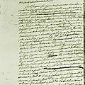 Le 6 septembre 1789 à Mamers, garde nationale et serment.