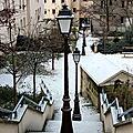 Parc Belleville, (neige)_9922