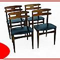 Johannes Andersen <b>chaises</b> danoises modèle 178