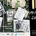 Poids Plume, des livres poèmes de la main à la main
