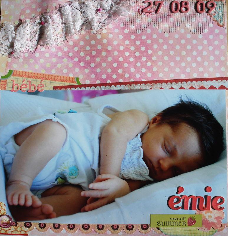 bébé Emie
