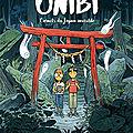 Onibi : carnets du <b>Japon</b> invisible