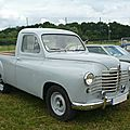 Renault colorale pick-up 1951