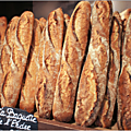 La <b>baguette</b> de pain, les années 1920