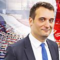 Florian philippot, vice-président du fn sur lcp le 18/06/2014
