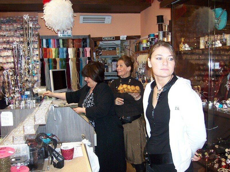 Boutique de Charlotte à Dengrebos (Belgique)