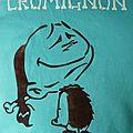 T-shirt cromignon - détail