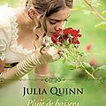 Pluie de baisers ❉❉❉ julia quinn
