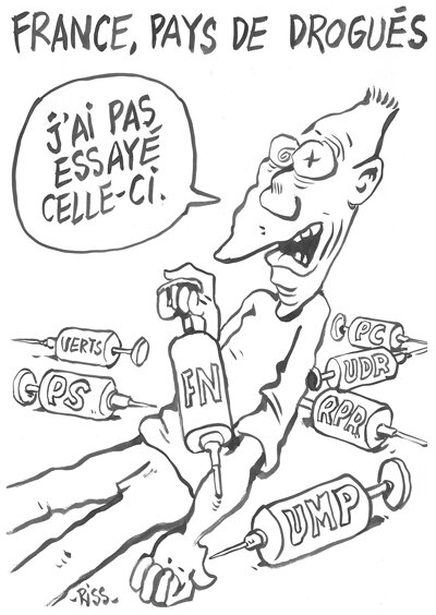 ps ump humour projet france