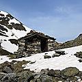 La cabane de conques, 1690m