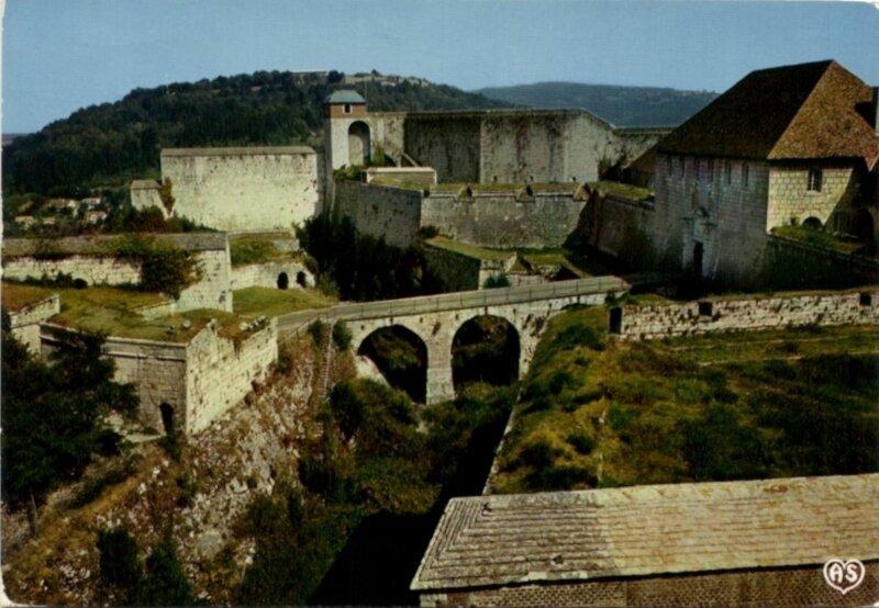 CPA citadelle de Besançon_4
