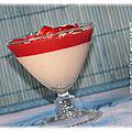 Duo nougat fraises (thermomix ou pas )