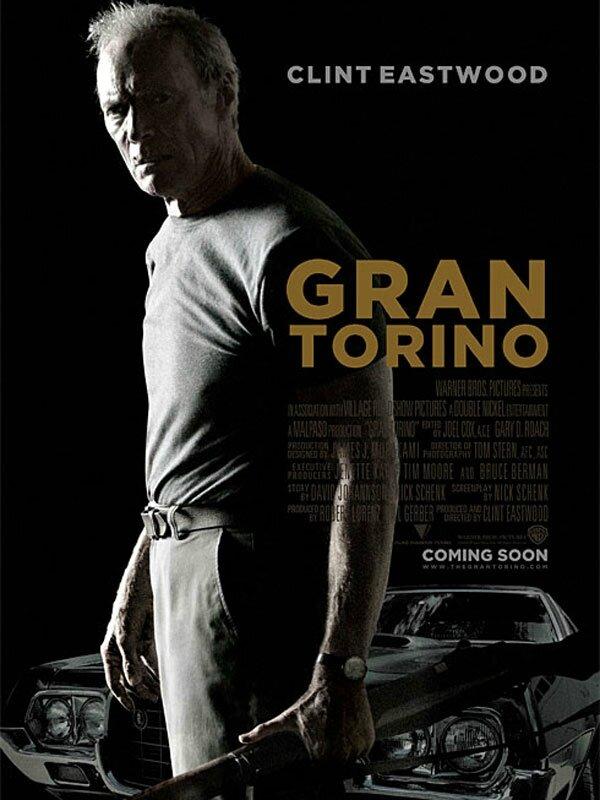 Gran Torino, de Clint Eastwood (2009)