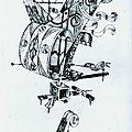 machine volante de <b>Ramon</b> Alejandro