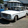 Lancia fulvia berlina gt (1967-1968)(la chainade)