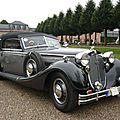 HORCH <b>853</b> cabriolet 1937