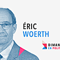 DIMANCHE EN POLITIQUE SUR FRANCE 3 N°61 : <b>ERIC</b> <b>WOERTH</b>