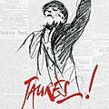 Jaurès: humaniste et visionnaire. Novembre: expos, débats, spectacles dans l'agglo de Rouen