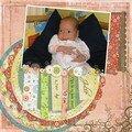 Julie née le 19 juin 2007