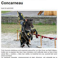 2009 article of: les chevaliers de konk kerne