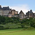 Le château de biron - 24 -