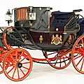 THE ROYAL COACH. A Jewel from the <b>Mews</b> of the British Monarchy