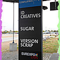 SALONS VERSION SCRAP/<b>ID</b> <b>CRÉATIVES</b>/SUGAR 2016