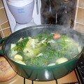 La soupe aux choux !!