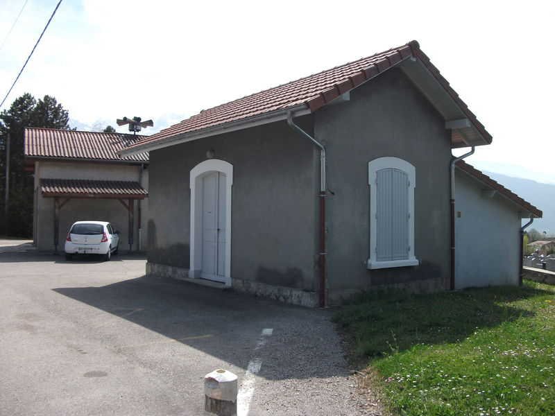 Saint Nazaire les Eymes (Isère)