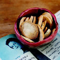 Biscuits à l'anisette